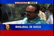 Anti Corruption Bureau raids ex-Maharashtra minister Chhagan Bhujbal's premises on graft charges