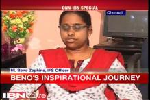 There's nothing called impossible, says India's first 100% blind IFS officer