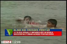 Kerala: 12-year-old visually impaired boy swam across Periyar River in 12 minutes