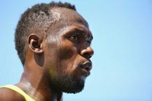 Baffled Usain Bolt wins 200 in sluggish time