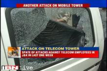 J&K: One injured in grenade attack on a mobile tower in Srinagar