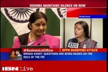 Brinda Karat 'questions' PM Modi's role in Sushma Swaraj-Lalit Modi row