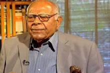 Ram Jethmalani announces 'break-up' with Prime Minister Narendra Modi