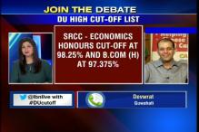 Even 100% won't get you a seat in Delhi University, How do students deal with these crazy cut off's?