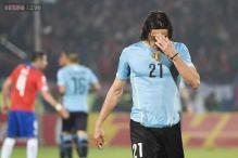Watch: Cavani sexually assaulted in Copa America, and gets red-carded