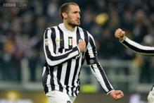 Juventus' Chiellini ruled out of Champions League final
