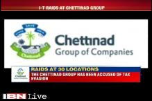 Chettinad group under tax probe, offices raided in 30 cities