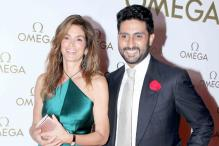 Photos: Abhishek Bachchan joins Cindy Crawford for Omega's gala dinner