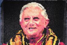Milwaukee museum to display portrait of pope made of condoms