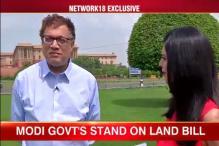Exclusive: Derek O'brien talks about TMC's stand on Land Acquisition Bill