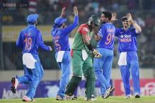 3rd ODI: India get consolation win, Bangladesh take series 2-1