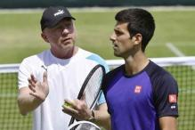 Boris Becker Hopeful of Training Novak Djokovic Again