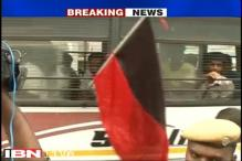 Chennai: DMK stages protest near IIT Madras campus against banning a students body for criticising Modi
