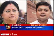 My company has not done anything illegal, says Dushyant Singh