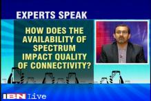 How does availability of spectrum impact quality of connectivity, explains telecom expert Kunal Bajaj