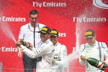Formula One leader Lewis Hamilton wins the Canadian Grand Prix