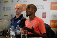 Mo Farah stands by coach unless doping accusations confirmed
