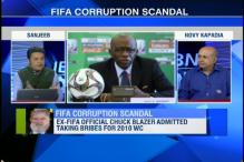 Blazer admits taking bribe for 2010 World Cup