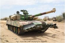 India's Arjun main battle tank praised by Chinese military