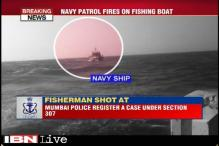 Mumbai Police registers attempt to murder case after a fisherman is shot at by Indian Navy