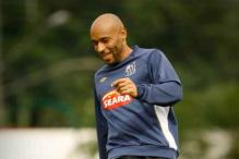 Pele's son Edinho sacked as coach of Brazilian club