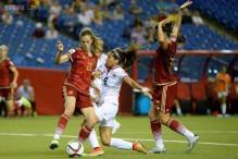 Women's World Cup: Spain, Costa Rica draw 1-1 in near empty stadium