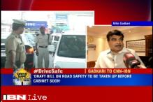 People with vested interests trying to scuttle Road Safety Bill: Nitin Gadkari