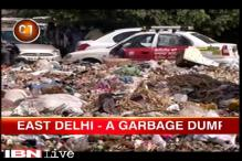 Danger of serious health hazards mounts as garbage piles across Delhi