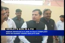 Complaint to be filed with ED against Ashok Gehlot's son over alleged money laundering