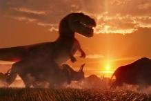 Watch the teaser trailer for the upcoming Disney animated movie 'The Good Dinosaur'