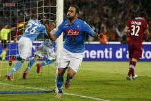 Serie A: Lazio survive Napoli fightback to take Champions League place