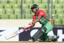 We haven't played India with anger: Nasir Hossain