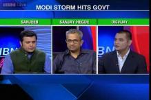 Lalit Modi: Controversies favourite child
