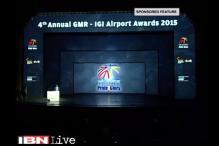 Watch: GMR-IGI Airport Awards 2015