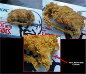 KFC denies 'rat in food' charges, claims it was 'white meat chicken'