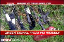 India carries out surgical strikes at two terror camps inside Myanmar