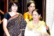 Snapshot: Aamir Khan's daughter Ira looks elegant in sari at 'PK' success bash