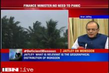 Poor monsoon will not impact food grain production, says Arun Jaitley