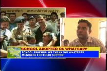 J&K: WhatsApp group friends adopt a school in Samba