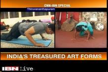 Watch: Deep-rooted connection between Yoga and Kalaripayattu
