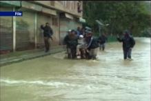 Flood alert lifted in Kashmir