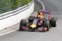 Formula One's Renault hail a step up in performance