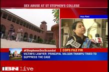 St Stephen' s principal made an effort to suppress the issue, says victim's lawyer