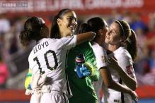 US beat China 1-0, play Germany in Women's World Cup semifinals