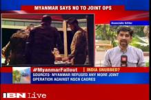 Myanmar turns down India's proposal for joint operations against NSCN cadres