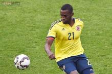 Colombia striker Jackson Martinez to join Atletico Madrid