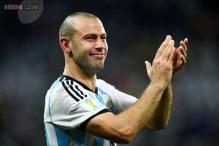 Argentina ready to end 22-year trophy drought: Javier Mascherano