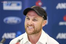 Third Test would have been ideal, says Brendon McCullum