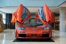 McLaren F1 supercar to be sold at auction