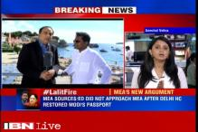 MEA, Enforcement Directorate in blame game over Lalit Modi's passport